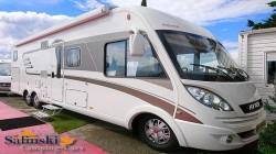 Camping car HYMER B-SL 878