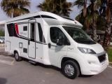 camping car BURSTNER LYSEO IT 700 modèle 2018