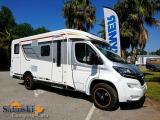 camping car HYMERMOBIL EXSIS-T 588 FACELIFT modèle 2018
