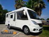 camping car HYMERMOBIL EXSIS-I 504 modèle 2019
