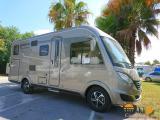 camping car HYMERMOBIL B-DL 588DL modèle 2017