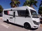 camping car BURSTNER HARMONY LINE LYSEO I 734 G modèle 2018