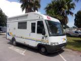 camping car EURA MOBIL 635  LS modèle 2000