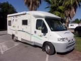 camping car CHAUSSON ALLEGRO 69 modèle 2002