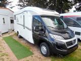 camping car HYMERMOBIL TRAMP GL 578 modèle 2016