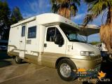 camping car LAIKA ECOVIP 7R modèle 2001
