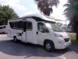 camping car BURSTNER IXEO IT 734 IXEO IT 734 modèle 2017