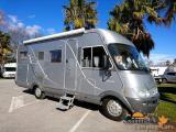 camping car HYMERMOBIL B 614 G modèle 2006