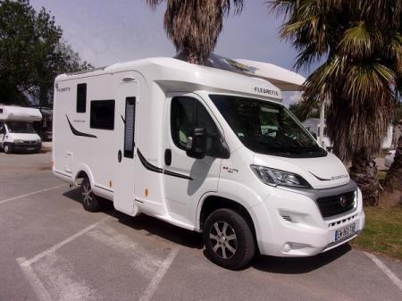 camping car FLEURETTE MIGRATEUR 60 LG modele 2018