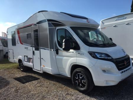 camping car BURSTNER IXEO TIME *EDITION 30* IT734 *EDITION 30* modele 2017