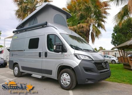 camping car HYMERCAR AYERS ROCK 540 modele 2017