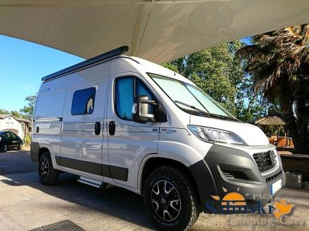 camping car HYMERCAR AYERS ROCK POCLAIN modele 2017