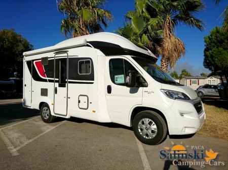 camping car BURSTNER IXEO IT 640 IXEO IT 640 modele 2017