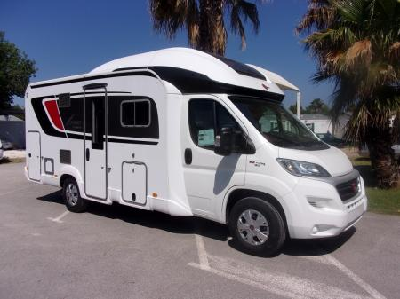 camping car BURSTNER IXEO 680 G IXEO IT 680 G modele 2017