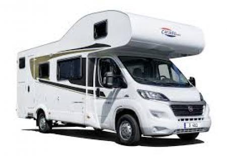 camping car CARADO A 461 modele 2017