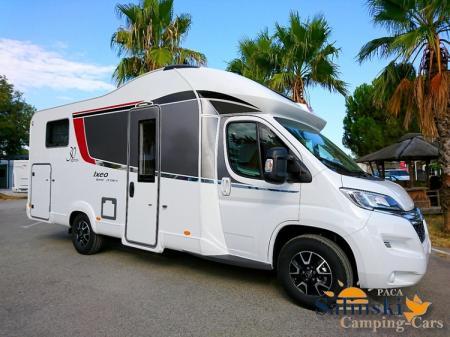 camping car BURSTNER EDITION 30 IT 726 G modele 2018