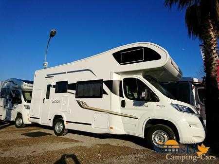 camping car BENIMAR SPORT S 324 modele 2018
