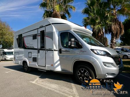 camping car BURSTNER LYSEO TD 700 PRIVILEGE modele 2018