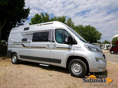 camping car BENIMAR BENIVAN B115 modele 2018