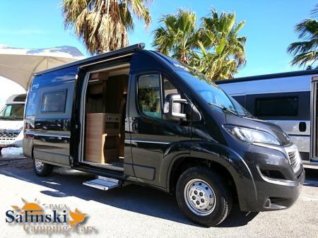 camping car BRAVIA MOBIL SWAN 599 modele 2018