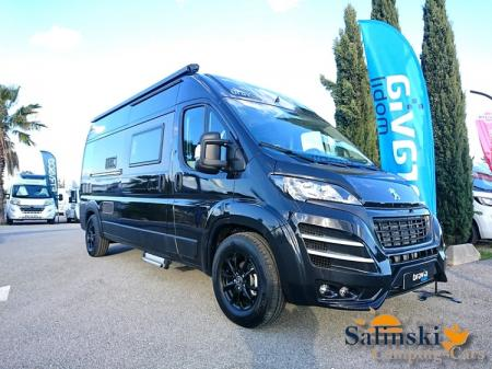 camping car BRAVIA MOBIL SWAN  599 EDITION 30 modele 2018