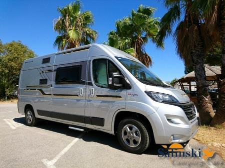camping car BENIMAR BENIVAN B118 modele 2018