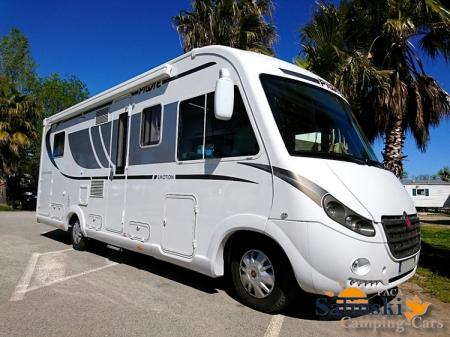 camping car PILOTE G741 C EMOTION modele 2015