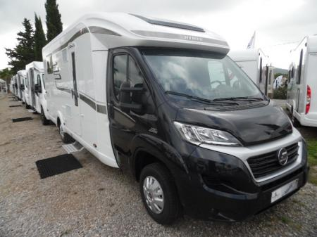 camping car en location HYMERMOBIL TRAMP CL 698 BLACKLINE modele 2016