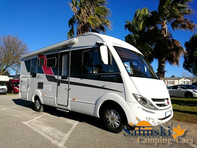 camping car occasion burstner viseo i 720g integral occasions camping cars. Black Bedroom Furniture Sets. Home Design Ideas