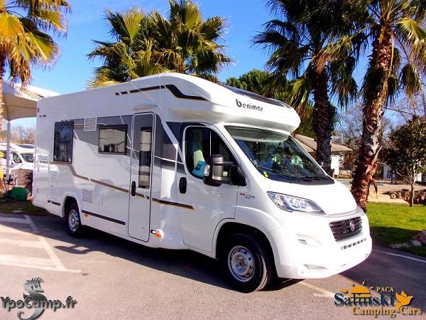 camping car neuf benimar mileo mileo 282 profile camping car export. Black Bedroom Furniture Sets. Home Design Ideas